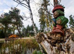 Městské lesy Hradec Králové a.s. krok do přírody
