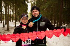 Valentýnský (nejen) běh