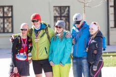 Zkus maraton Kuks 2.4. 2016