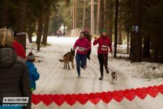 Valentýnský běh 12.2.2017